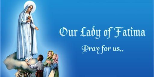 Our Lady of Fatima Rosary Rally