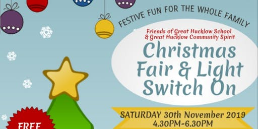 Christmas Fair and Light Switch On