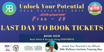 Unlock Your Potential | Reduce Stress & Anxiety