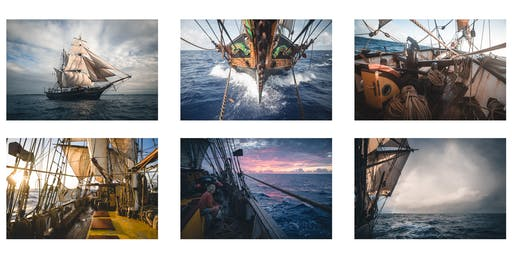 Atlantic Crossing - a photo exhibition by Pierre Fromentin