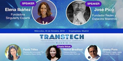 Transformative Tech Madrid: Espacios, Tecnología y Creatividad