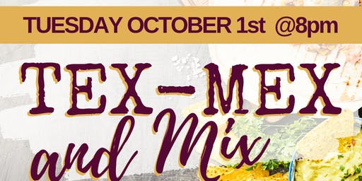 Rome Expats TEX MEX and Mix Night!