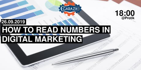 How to read numbers in Digital Marketing tickets