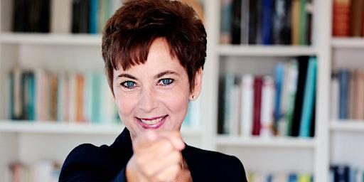 Sabine Domogala: Hilfe ist unterwegs!