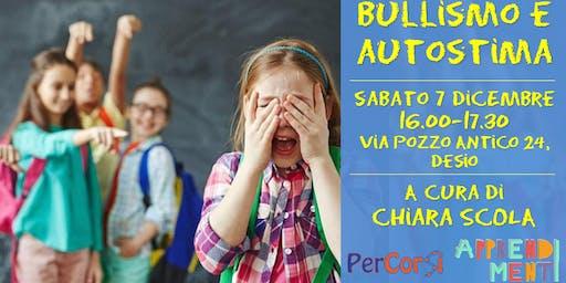 Bullismo e autostima