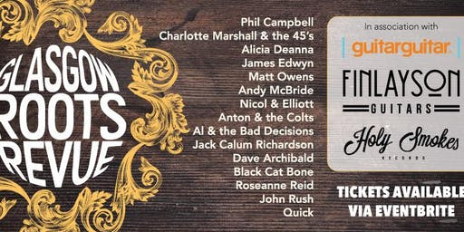 Glasgow Roots Revue 2019
