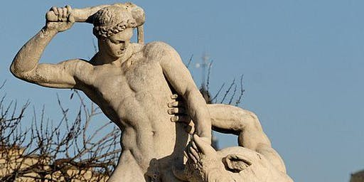 The Adventures of Theseus (Free Talk)