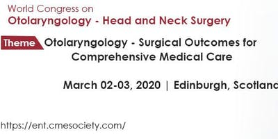 World Congress on Otolaryngology - Head and Neck Surgery
