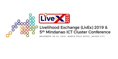 LIVEX2019  & 5th MINCON tickets