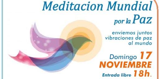 MEDITACIÓN MUNDIAL POR LA PAZ