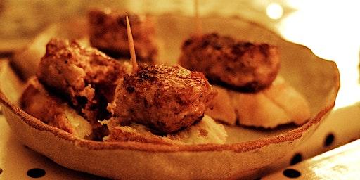 Barcelona Taste Food Tour, Gothic Quarter // Wednesday, 1 July