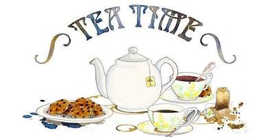 Tea Tasting Event (Advanced Lev. 6 - 14)