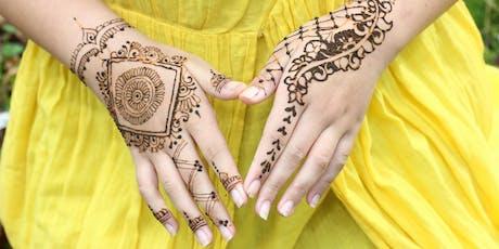 Henna Workshop w/ The Henna Boutique tickets