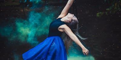 DANCE, MOTION,PAINT PHOTOGRAPHY WORKSHOP