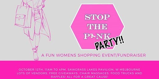 Stop The Pink Party