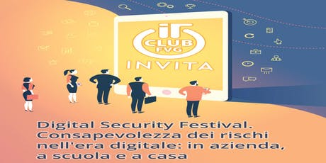 Digital Security Festival biglietti