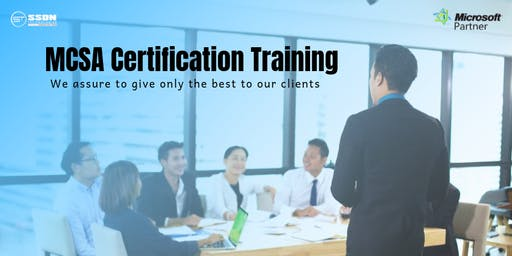 Join MCSA Training in Noida (Paid Training)