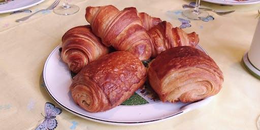 Vegan Zoete Broodjes Workshop