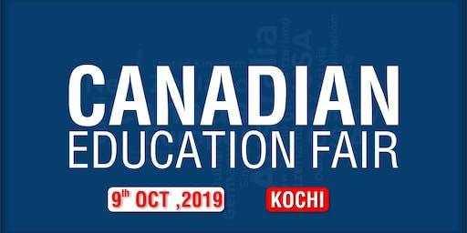 Canadian Education Fair 2019 - Kochi