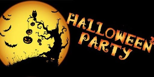 MyES Halloween Party: Speak English, Be Scary, Have Fun!