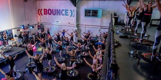 Women's ((Bounce)) Fitness Class