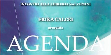 """Erika Calcei presenta """"Agenda quantica di bordo"""" biglietti"""
