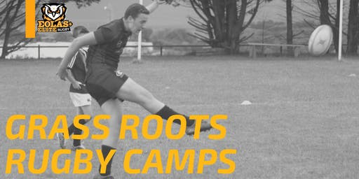 Half Term Grass Roots Rugby Camp - Plymstock Albion Oaks RFC