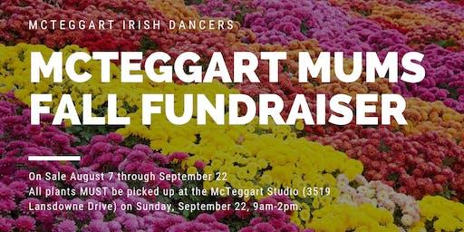 McTeggart Mums Fall Fundraiser!