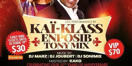 Thanksgiving Celebration with Klass, Kai, Enposib