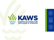 Kansas Alliance for Wetlands and Streams logo