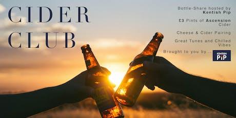 CIDER CLUB | Freehaus tickets