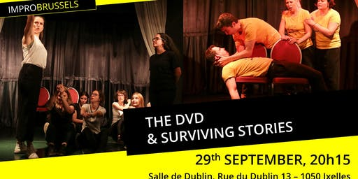 Double Improv Show: the DVD and Surviving Stories
