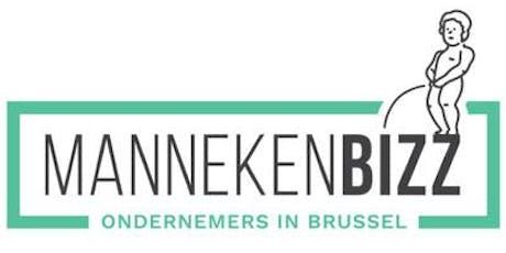 Manneken Bizz - Netwerkorganisatie Brusselse ondernemers tickets