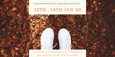 Business Retreat - time to work on your business/business idea