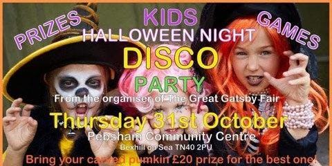 Kids Halloween Night