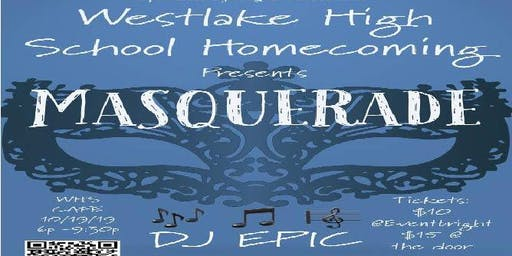 Westlake High School Homecoming Masquerade