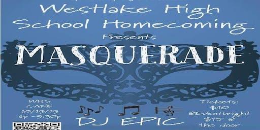 Westlake High School Homecoming Masquerade