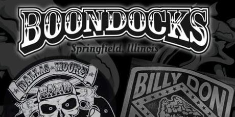 Dallas Moore + Porter Union + Billy Don Burns tickets