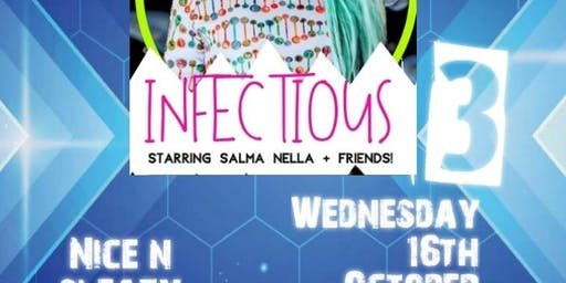 Infectious 3: We Put the Brick On The Accelerator (18+)