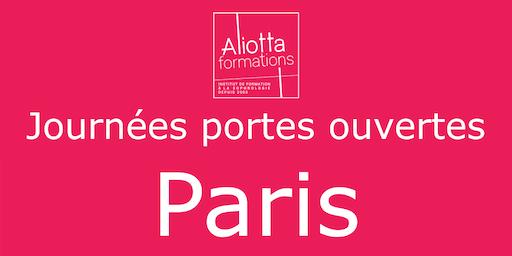 Journée portes ouvertes-Paris