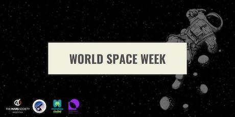 World Space Week Mendoza entradas