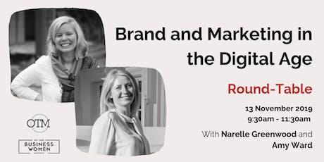 Brisbane, Business Women Australia: Brand and Marketing in the Digital Age tickets