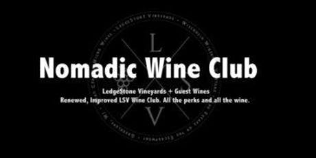 Wine Club Welcome Event - Public Tastings & Apps tickets