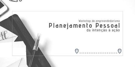 Planejamento Pessoal Para Empreendedores ingressos