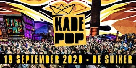 Kadepop 2020 | Editie 9 tickets