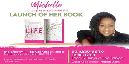 L.I.F.E-  Living Intentionally, Forever Emerging -  Official Book Launch
