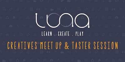 LUNA Meet-Up & Taster Sessions