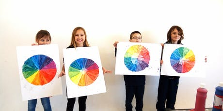 Arty Farty SENsory: The Colour Wheel tickets