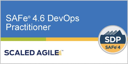 SAFe® 4.6 (Scaled Agile Framework) DevOps Practitioner with SDP Certification - Singapore