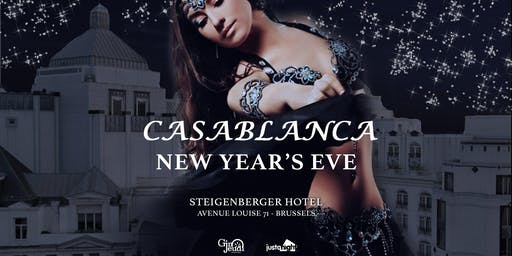 NYE Casablanca Gala Dinner & Party ஜ Steigenberger Wiltcher's